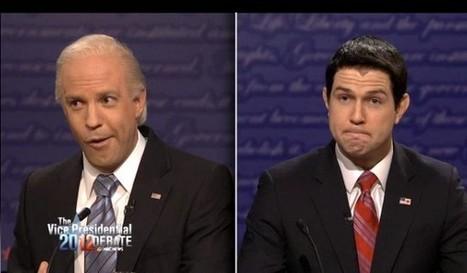 'Saturday Night Live' Biden-Ryan Debate | Littlebytesnews Current Events | Scoop.it