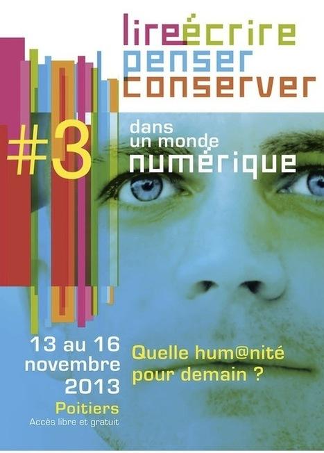 Quelle hum@nité pour demain?   Espace Mendès-France: culture & médiation scientifiques   NUMERIQUE EN REGION   Scoop.it