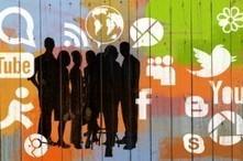 Les réseaux sociaux fascinent aussi les directions financières   New CFO   Digital Martketing 101   Scoop.it
