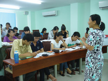 English remains the biggest choice for general school students - VietNamNet Bridge   language policy   Scoop.it