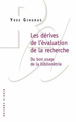 "Sur ""Les dérives de la bibliométrie"" 