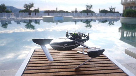 Parrot unveils 13 new drones; some see in the dark, others work on water | MakerED | Makerspaces | 21st Century Innovative Technologies and Developments as also discoveries, curiosity ( insolite)... | Scoop.it