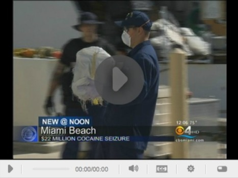 White Thanksgiving: Miami Beach Coast Guard Station Seizes Nearly A Ton OfCocaine, Worth $22 Million (VIDEO) | The Billy Pulpit | Scoop.it