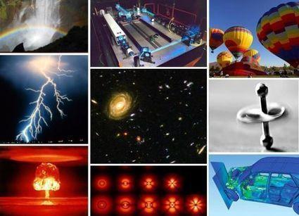 Dossier > Chronologie des grandes étapes de la physique | Bulletin de veille du CDI | Scoop.it