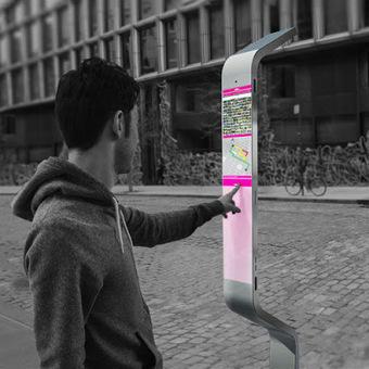 Mobiliario urbano digital creado por los ciudadanos en NYC | InternetofThings | Scoop.it
