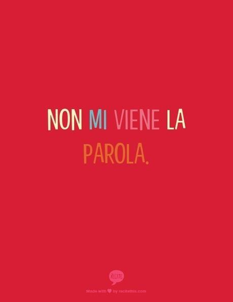 Italijanski online | Italian Word of the Day | Scoop.it