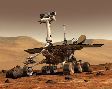 NASA Rover Designed To Last 90 Days Celebrates 12 YearAnniversary | News, Tools and Resources for Teaching and Learning in an Academy of Earth & Space Science | Scoop.it