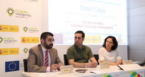 Alcalá la Real comienza su programa de ciudad y destino inteligente - ESMARTCITY | Smart Cities in Spain | Scoop.it