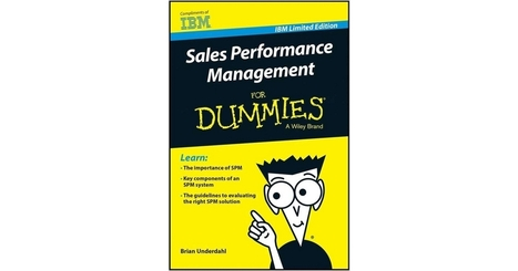 Sales Performance Management (SPM) for Dummies | Boost your sales | Scoop.it