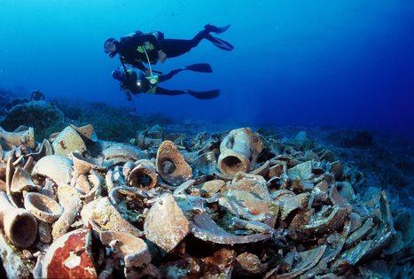 Investigación arqueológica subacuática   Arqueología Contemporánea   Scoop.it