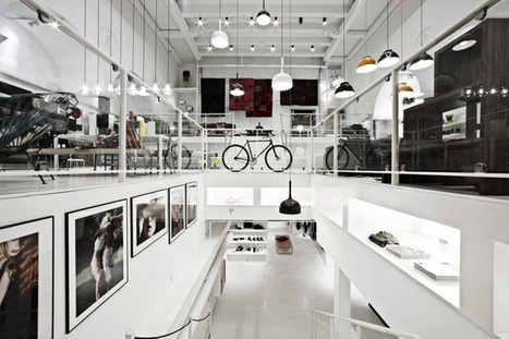 'Most Innovative Store' award at Denmark Global Innovation Awards, Copenhagen | Retail Design Review | Scoop.it