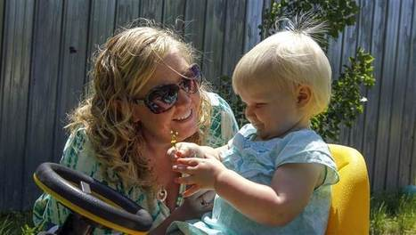 More mothers staying at home with kids, study shows - TODAY.com   Kickin' Kickers   Scoop.it