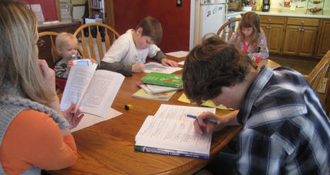 Tips for Homeschooling Multiple Ages - K12 - Learning Liftoff - Free Parenting, Education, and Homeschooling Resources | EDCI280 | Scoop.it