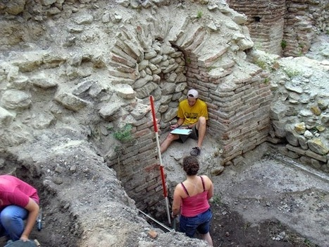 New finds from Bulgaria's Diocletianopolis | Monde antique | Scoop.it