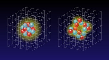 Uncovering a Quantum Phase Transition in Nuclei | Amazing Science | Scoop.it