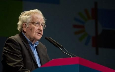 CNA: Noam Chomsky explica de qué manera los grupos mediáticos pusieron a Macri como presidente | La R-Evolución de ARMAK | Scoop.it