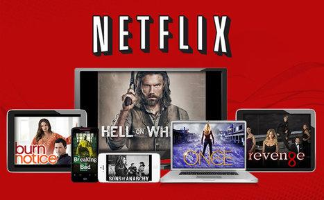 L'arrivée de Netflix fait enfin bouger la chronologie des médias | Le marché de la vidéo en ligne | Scoop.it