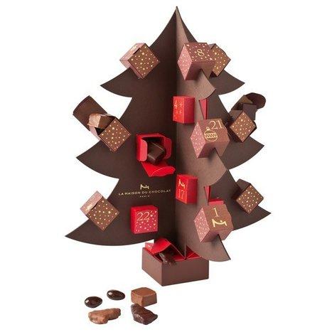 Noël 2012 : les plus beaux calendriers de l'Avent | Fais vite ta lettre au Père Noel | Scoop.it