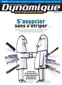 Magazine Auto Entrepreneur : Dynamique Entrepreneuriale n°40 - 05/13 | Télétravail et télésecrétariat | Scoop.it