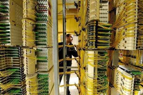 Fibre optique: mariage de réseaux | Actu télécom | Scoop.it