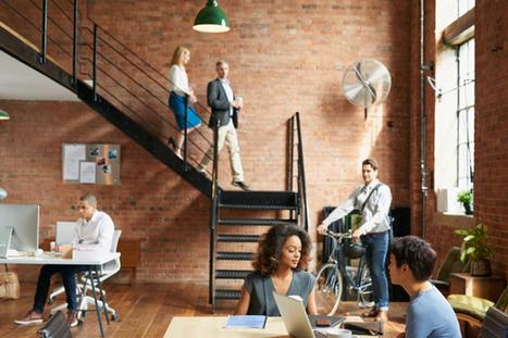 Des étudiants imaginent le bureau de demain | Les SIRH vus par mc²i Groupe | Scoop.it