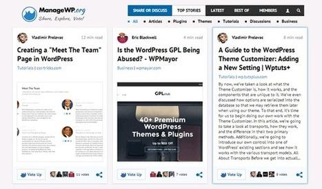 Add ManageWP Sharing Button to WordPress Site | WordPress Tip and Tutorials | Scoop.it