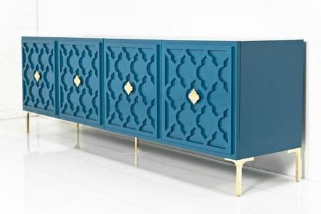 Moroccan Décor for the Modern Home | Evoke Modern Homes | Scoop.it