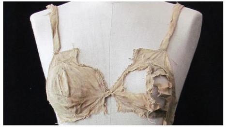 Un hallazgo arqueológico revela parte de la historia de los sostenes | La vestimenta y calzados también tienen su historia. | Scoop.it