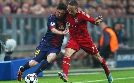 Voir Bayern Munich-FC Barcelone en streaming direct 24 juillet match amical | Penya Barcelonista d'Algérie | Scoop.it