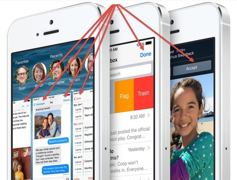 Apple Made One Massive Mistake In iOS 8 | Expertiential Design | Scoop.it