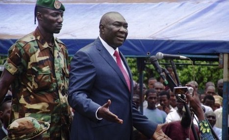 allAfrica.com: InFocus » Thousands Take Refuge at CAR Airport | Central African Republic Swears in President Michel Djotodia | Scoop.it