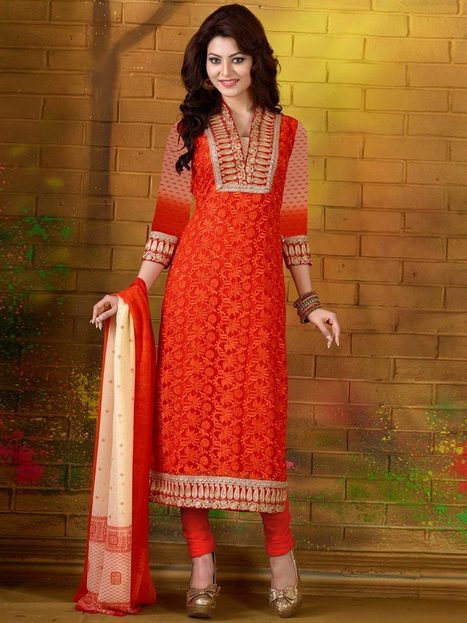 Buy Salwar Kameez Online | Kalazone | Latest Anarkali Salwar Kameez Online | Scoop.it