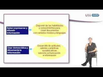 ¿Qué es la Competencia Digital? | Innovación e investigación educativa | Investigación Educativa | Scoop.it