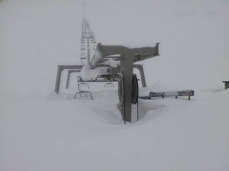 L'Italie croule sous la neige   Alpes   Scoop.it