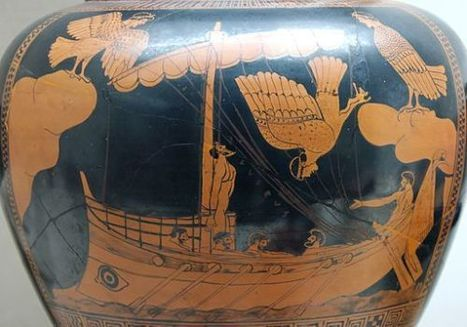Mitología griega: las sirenas y Ulises | Classical Geek | Scoop.it