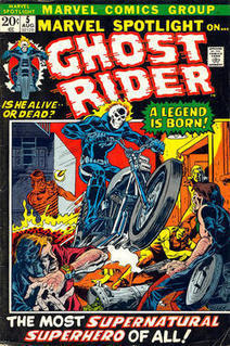 "Friedrich Ordered To Pay Marvel $17K Over ""Ghost Rider"" - Comic Book Resources 