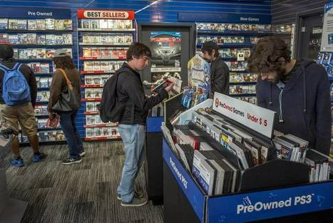 GameStop to sell classic games and consoles - Dallas Morning News | CLOVER ENTERPRISES ''THE ENTERTAINMENT OF CHOICE'' | Scoop.it