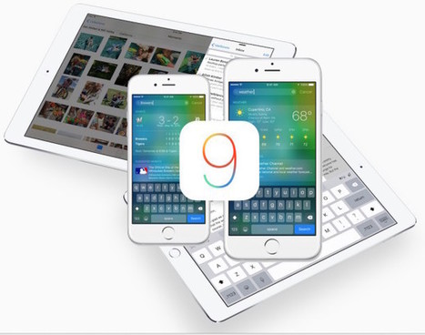 iOS 9 Compatibility & Supported Devices List | Better teaching, more learning | Scoop.it