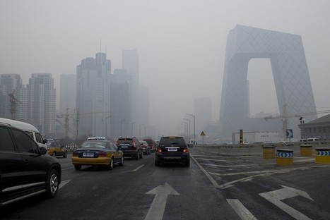 China Admits Its Cities Are Failing Pollution Standards As Beijing Chokes On Smog Again | Sustain Our Earth | Scoop.it