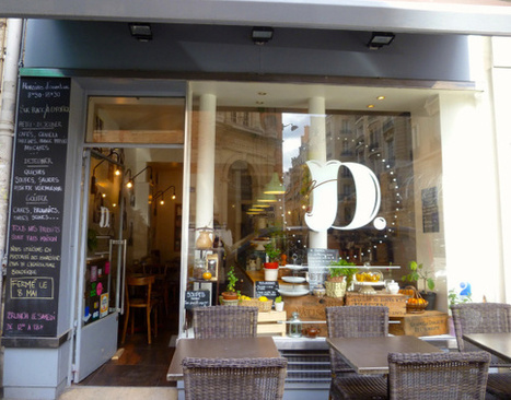 [Coffe shop] Chez D à Paris, un coffee shop aux airs new-yorkais | Communication - Paris_Mode Pause | Scoop.it