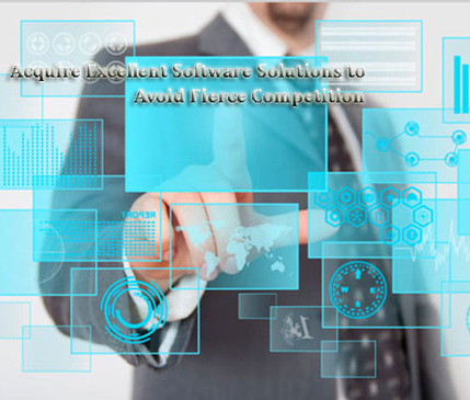Acquire Excellent Software Solutions to Avoid Fierce Competition | Software Houses | Scoop.it