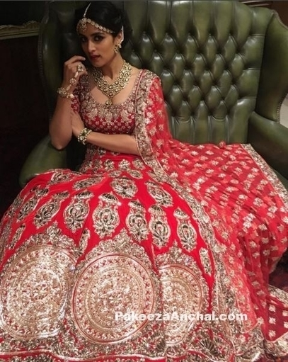 Manish Malhotra's Royal Bridal Collection 2016 for Brides | Indian Fashion Updates | Scoop.it
