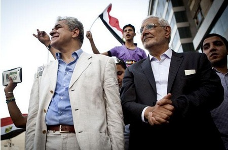 Islamist, opposition forces may be considering partnership | Égypte-actualités | Scoop.it