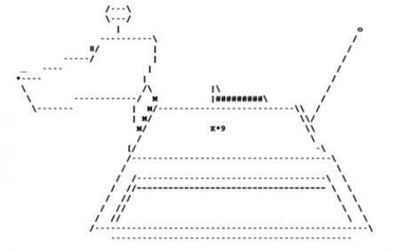 6919700_f520.jpg (520x332 pixels) | ASCII Art | Scoop.it