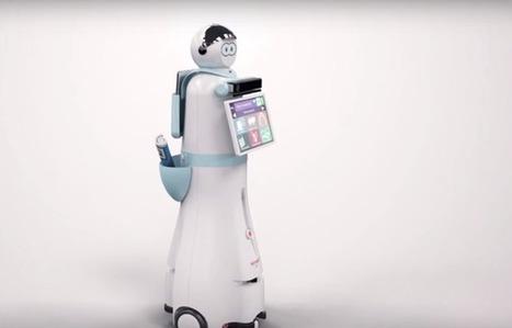 VIDEO. Nouvelle Aquitaine: La région en pointe sur les robots d'assistance aux personnes âgées | Une nouvelle civilisation de Robots | Scoop.it