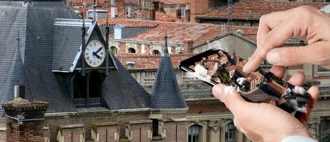 """""""Urban Hist"""" : L'histoire de la ville rose sur votre smartphone   Valorisation du patrimoine architectural toulousain   Scoop.it"""