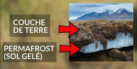 Les étonnantes images des bulles de gaz à effet de serre sous la toundra russe | Planete DDurable | Scoop.it