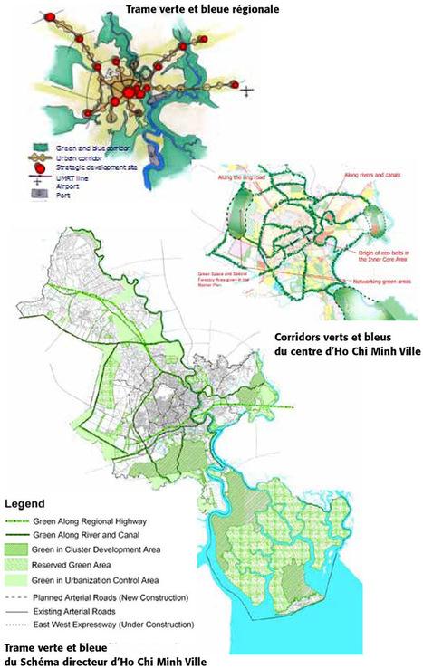 Projets de paysage | RENATURATION urbaine : enjeux de biodiversité d'une métropole réémergente | Ho Chi Minh-Ville | renaturation | biodiversité | paysage | espaces verts | | URBANmedias | Scoop.it