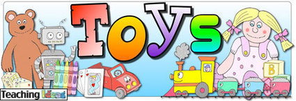 Toys - Teaching Ideas and Resources | Bring back UK Design & Technology | Scoop.it