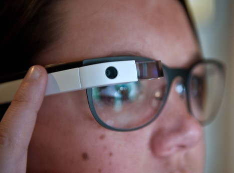 Report: Google is distributing a business version of Glass that attaches to different glasses | Lauren Hockenson | The Next Web | Surfing the Broadband Bit Stream | Scoop.it